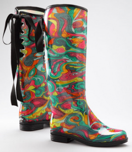 Cool Rain Boots For Women - Boot Hto