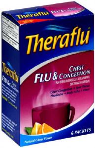 Theraflu Coupons