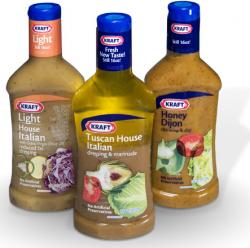 Kraft Salad Dressing Coupons