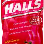 Halls Cough Drops Coupons