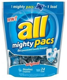 All Detergent Coupons