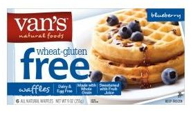 Free Van's Natural Foods Coupons