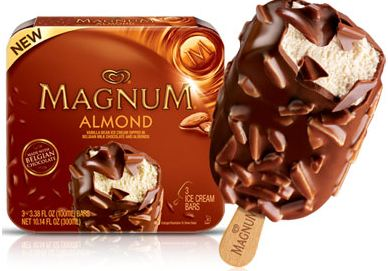 Magnum Ice Cream Bars Coupons