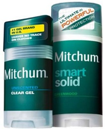 Mitchum Deodorant Coupons