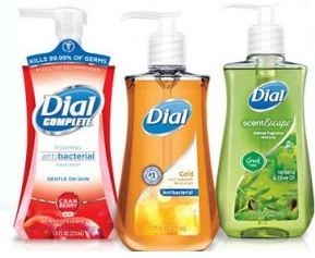 Dial Hand Soap Coupons