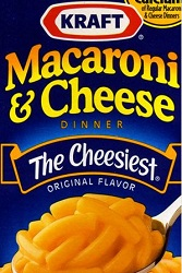 Kraft Macaroni & Cheese Coupons