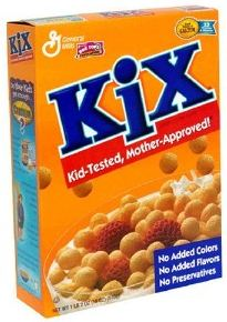 Kix Cereal Coupons