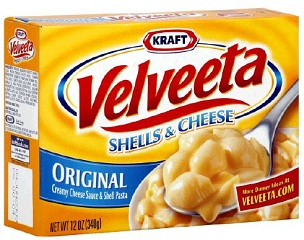 Velveeta Shells & Cheese Coupons