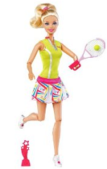 Olympic Barbie Tennis Deals