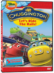 Chuggington DVD Coupons