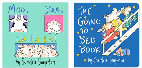 Sandra Boynton Book Deals