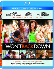 Won't Back Down Blu-Ray