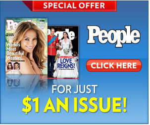People Magazine Deals