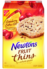 Newtons Fruit Thins Coupons