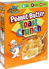 Peanut Butter Toast Crunch Coupons