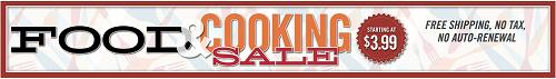 Food Magazine Deals