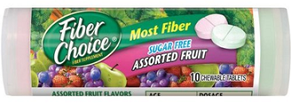 Fiber Choice Coupons