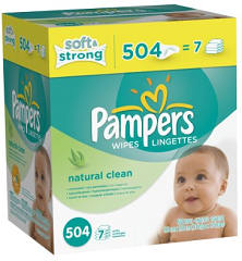 Pampers Wipes Deals