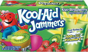 Kool-Aid Jammers Coupons