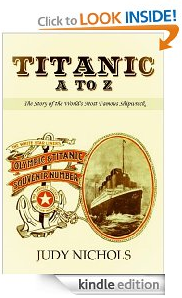 Titanic Book Deals