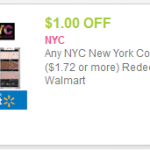 NYC Cosmetics Coupons