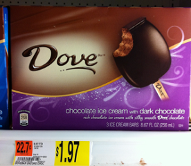Dove Bars Coupons