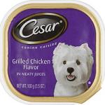 Cesar Dog Food Coupons