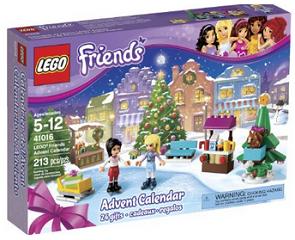 Lego Friends Advent Calendar Deals