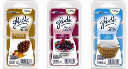Glade Wax Melts Coupons