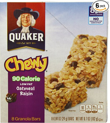 Quaker Granola Bars Deals