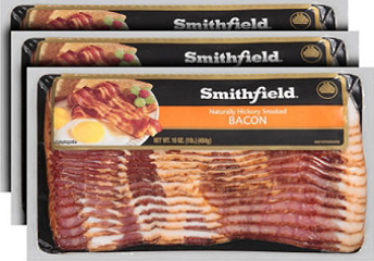 Smithfield Bacon Coupons