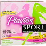 Playtex Tampons Coupons
