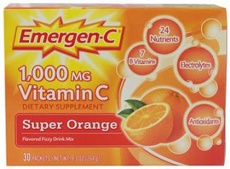 $1 50 Emergen-C Coupon Plus Target, Walmart And Walgreens