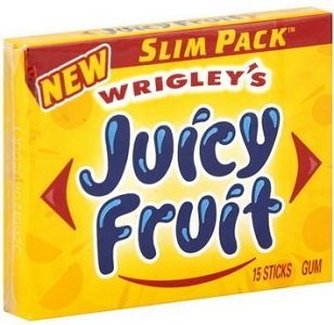Juicy Fruit Coupons