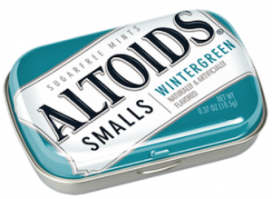 Altoids Small Mints