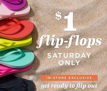 Old Navy Flip Flop Sale