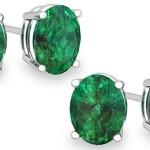 Emerald Earring Deals