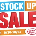 Jewel-Osco Stock-Up Sale