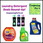 Laundry Detergent Round Up