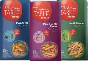 Modern Table Pasta