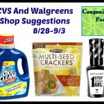 CVS And Walgreens Shop Suggestions