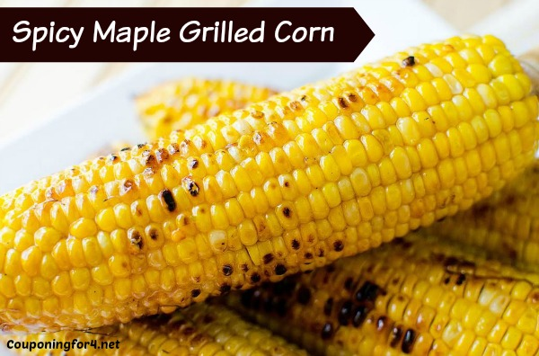 Spicy-Maple-Grilled-Corn-On-The-Cob-Recipe