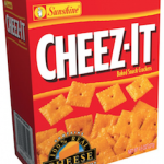 Cheez it Baked Snack Crackers