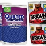 Quilted Northern And Brawny Deals